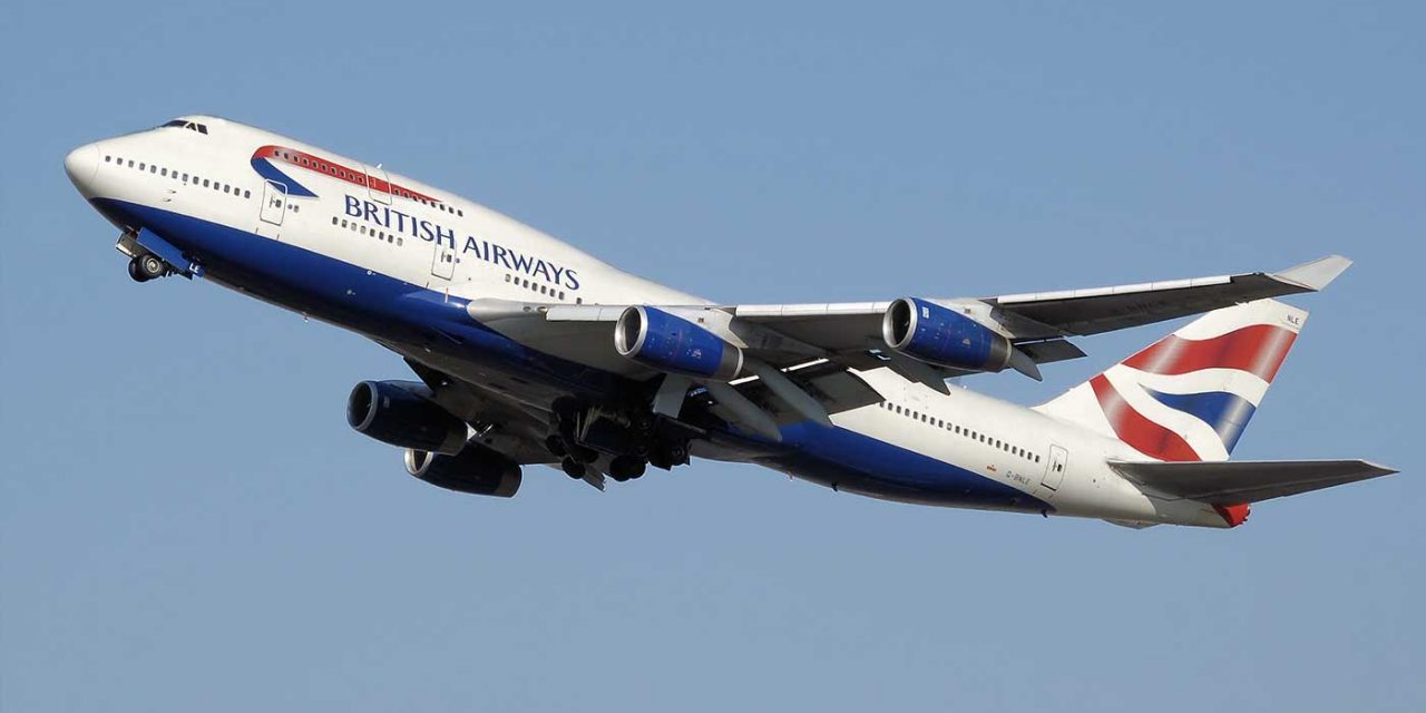 British Airways ending all flights to Iran, further blow to EU attempts to save Nuke Deal