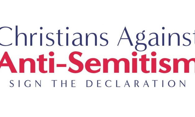 Thousands of Christians sign declaration against anti-Semitism in support of Jewish community