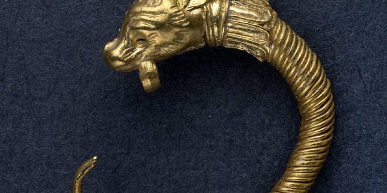 2,200-year-old earring found in Jerusalem