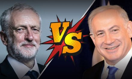 Netanyahu and Corbyn go head-to-head in row over visit to terrorist graves