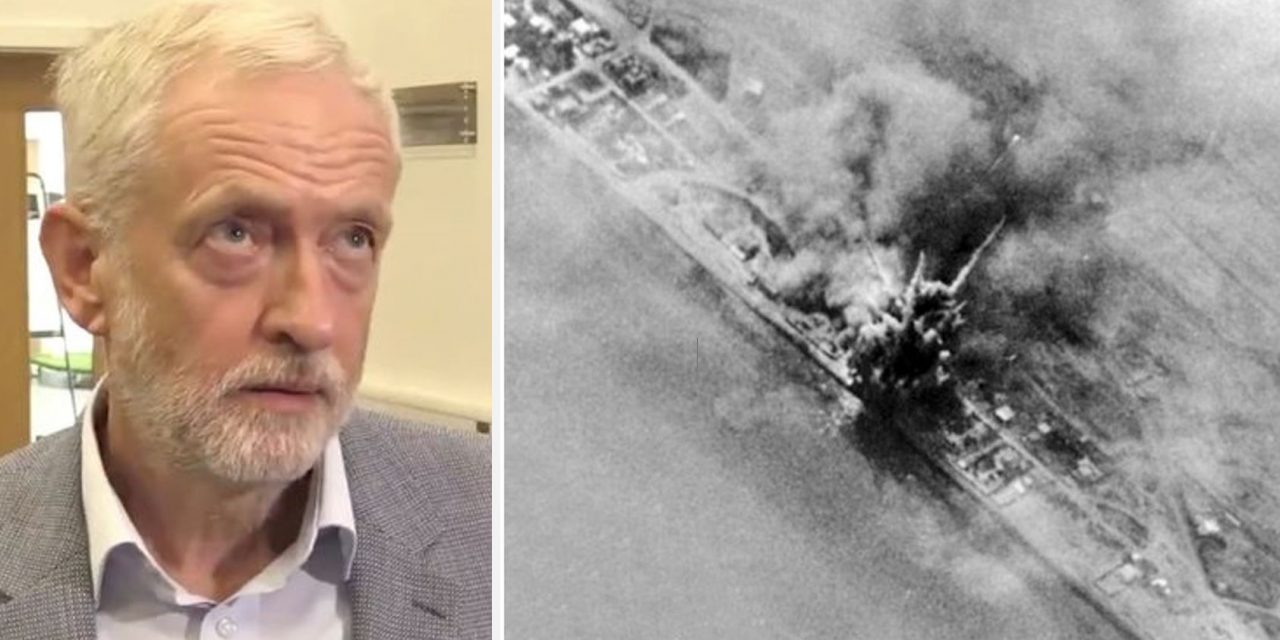 "Israeli strikes on Tunisian PLO base was NOT an ""unprovoked attack"" as Corbyn claims. Here's the TRUTH"