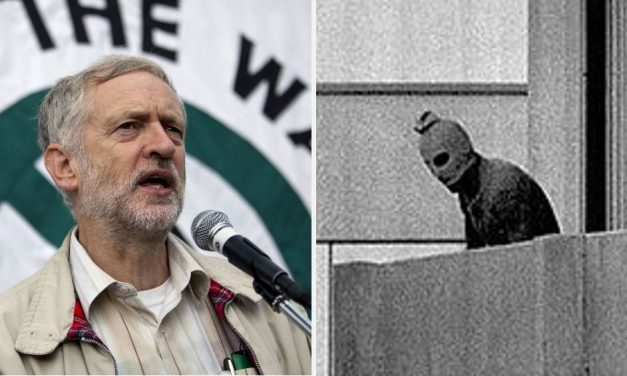 "Shocking article by ""Stop the War"", chaired by Corbyn, attempted to excuse Munich massacre"