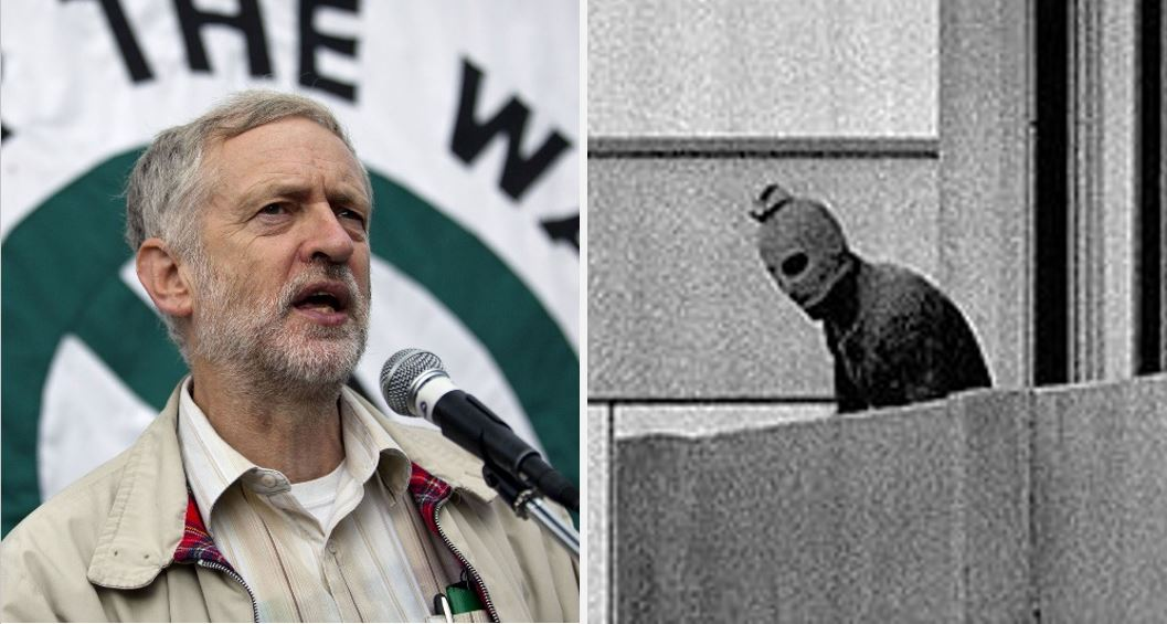 """Shocking article by """"Stop the War"""", chaired by Corbyn, attempted to excuse Munich massacre"""