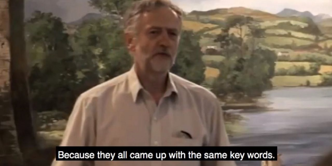 Latest: Corbyn claimed Israel controls speeches made by British MPs