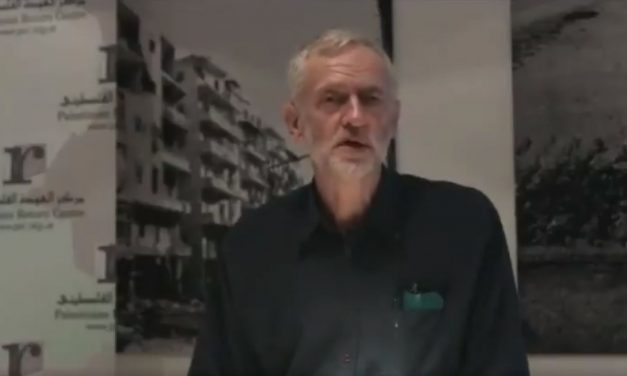 BREAKING: Corbyn made comparisons between Israel and the Nazis of WW2 in new unearthed footage