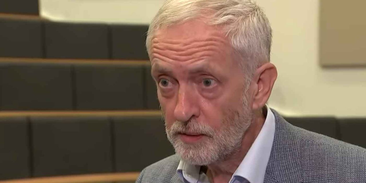 Corbyn says he will NOT apologise as he ADMITS taking part in wreath laying ceremony