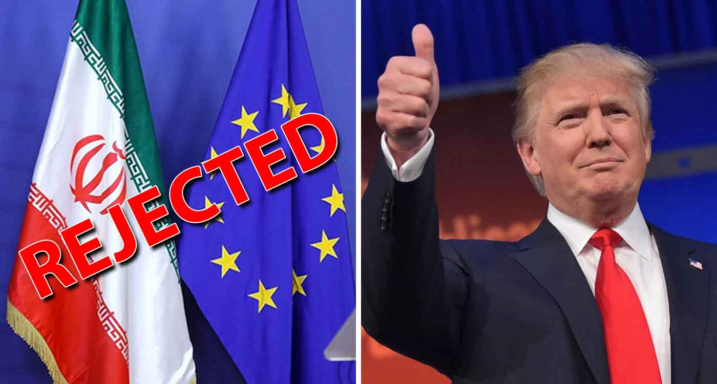 European businesses defy EU and cut trade with Iran ...