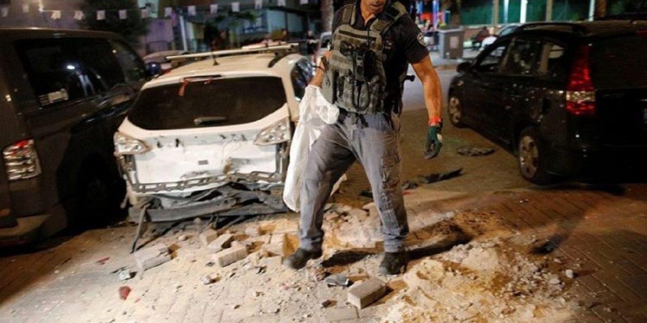 Over 150 rockets from Gaza strike Israel overnight
