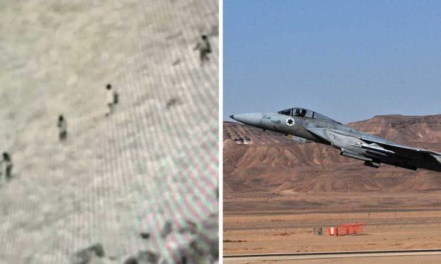 IDF aircraft strikes ISIS terrorists on Israel border, killing 7