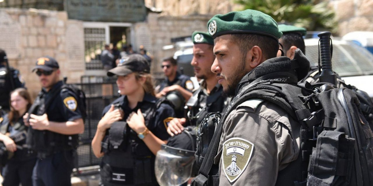 Police thwart terror attack in Jerusalem Old City
