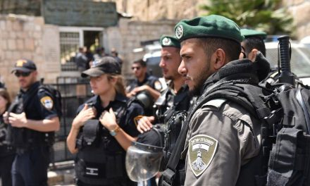 Police thwart terror attack in Jerusalem Old City