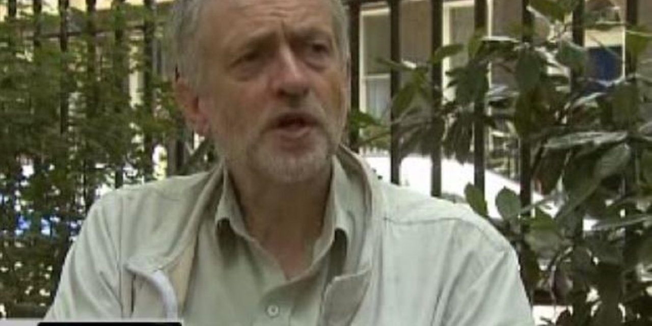 "Corbyn says BBC has ""bias towards saying Israel has a right to exist"" in resurfaced footage"