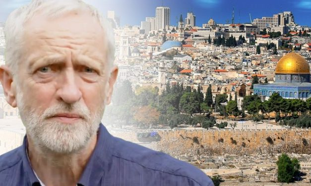 "Corbyn's objection to ""half of one example"" of IHRA definition shows he rejects Israel as a Jewish state"