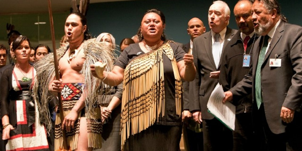 New Zealand: Maori group holds apology ceremony over country's opposition to Israel at UN