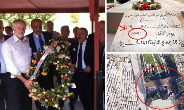The TRUTH about Corbyn's wreath, the facts about the terrorist he honoured and Labour's deception