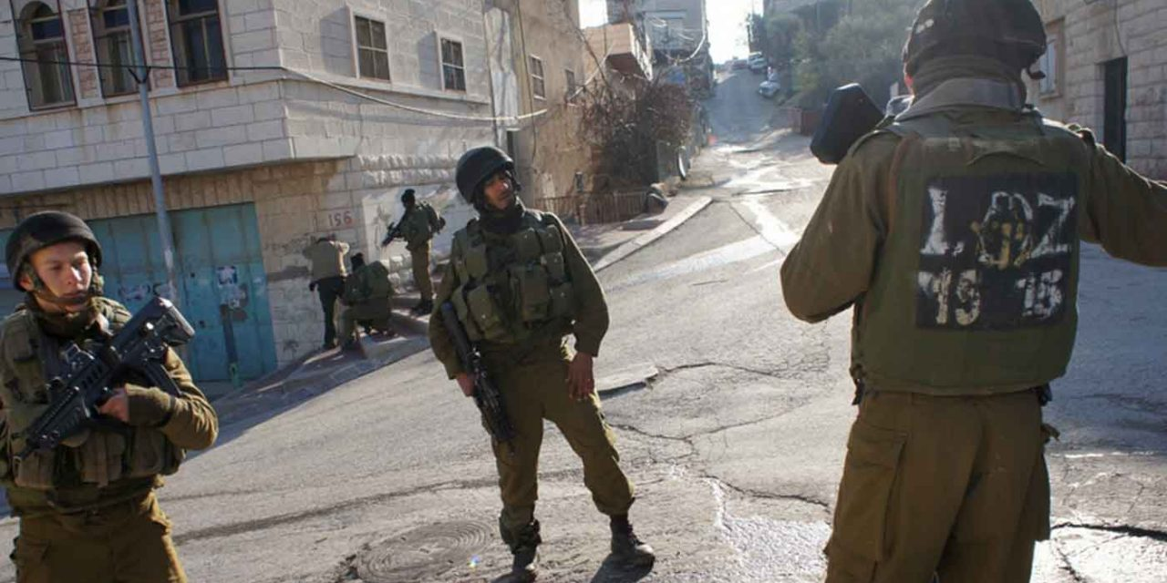 Five Israeli soldiers injured in Palestinian car-ramming attack