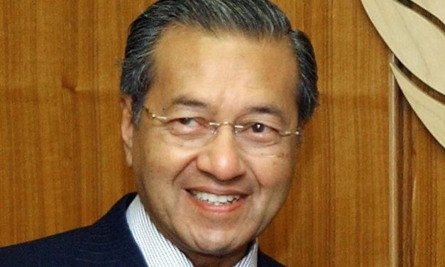 Malaysian prime minister defends his right to be anti-Semitic