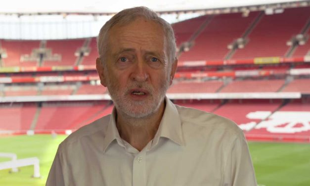 Corbyn called for boycott of his own football team because it promoted Israeli tourism