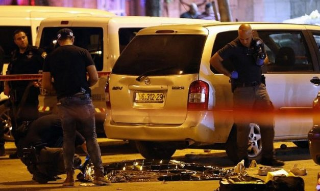 Palestinian terrorist killed by police in attempted stabbing in Jerusalem