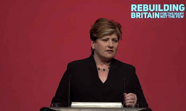 "Emily Thornberry condemns Israel's ""racist policies"" as she downplays Labour's anti-Semitism problem"