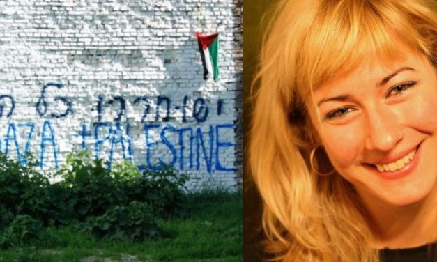 Activist who daubed anti-Semitic graffiti at Warsaw Ghetto quits Momentum panel event
