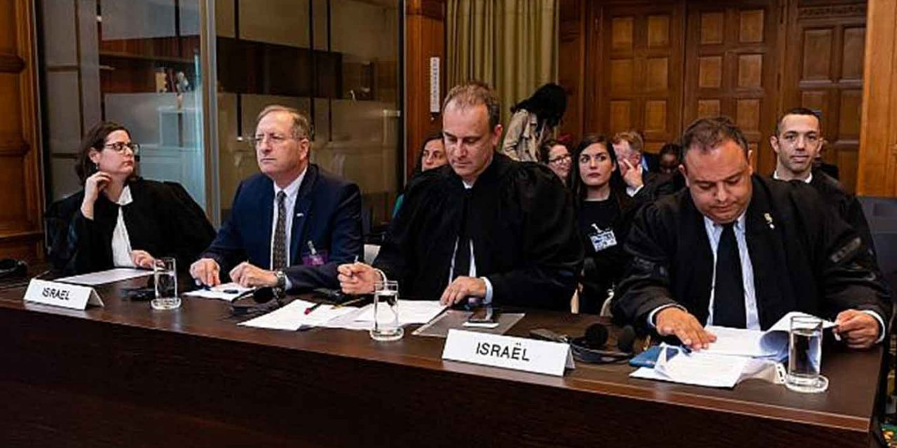 Israel defends UK at International Court of Justice over island dispute