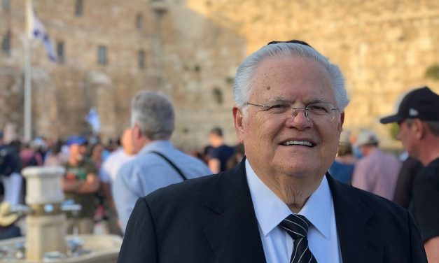 Who owns the Land of Israel? –  Pastor John Hagee op-ed