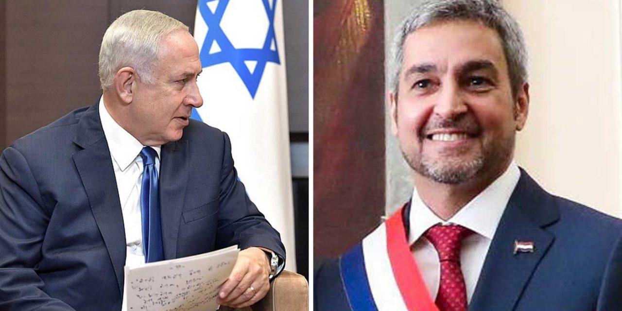 Paraguay moves embassy back to Tel Aviv from Jerusalem after Palestinian pressure