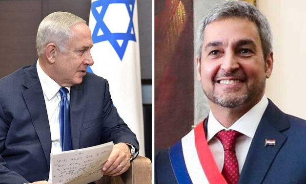 Paraguay moves embassy back to Tel Aviv from Jerusalem after Palestinian pressure