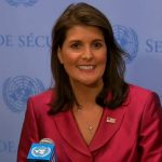 "Haley: US has put Iran ""on notice"" after transfer of missiles to proxies"