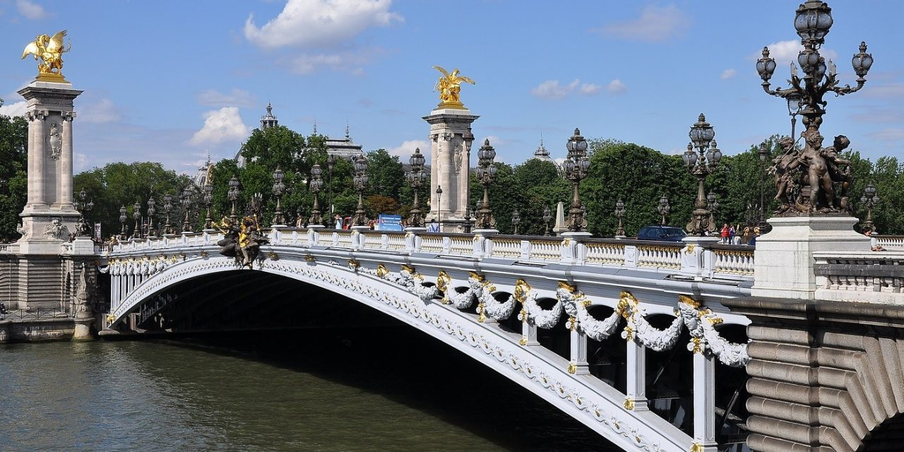 FRANCE: Jewish man attacked on iconic bridge in central Paris