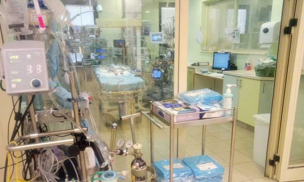 Palestinian baby receives Jewish child's heart in transplant to save life in Israel