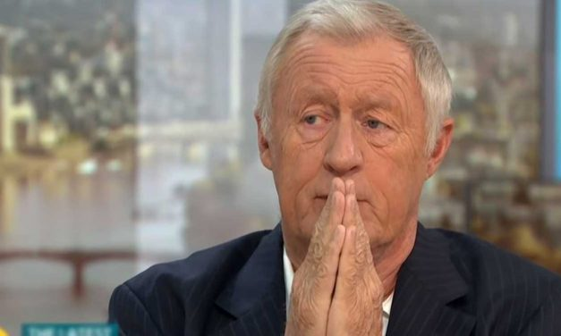 Chris Tarrant says new Holocaust documentary gave him nightmares for days after filming