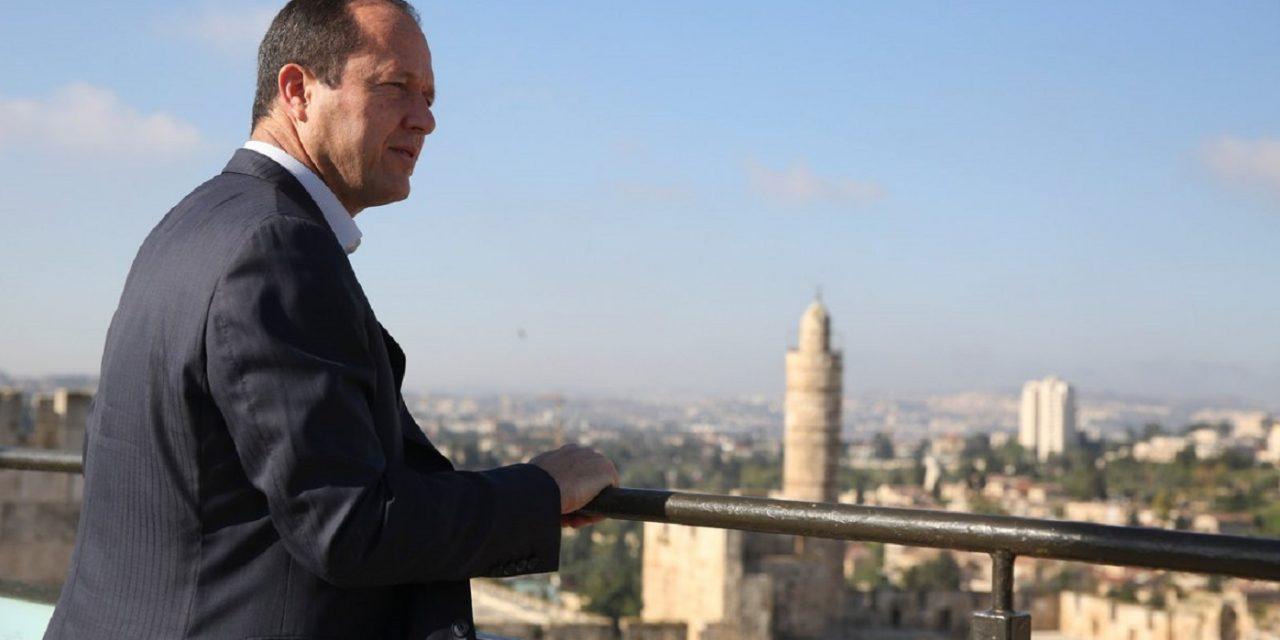Jerusalem mayor to evict UNRWA from city – transfer services to Israeli authorities