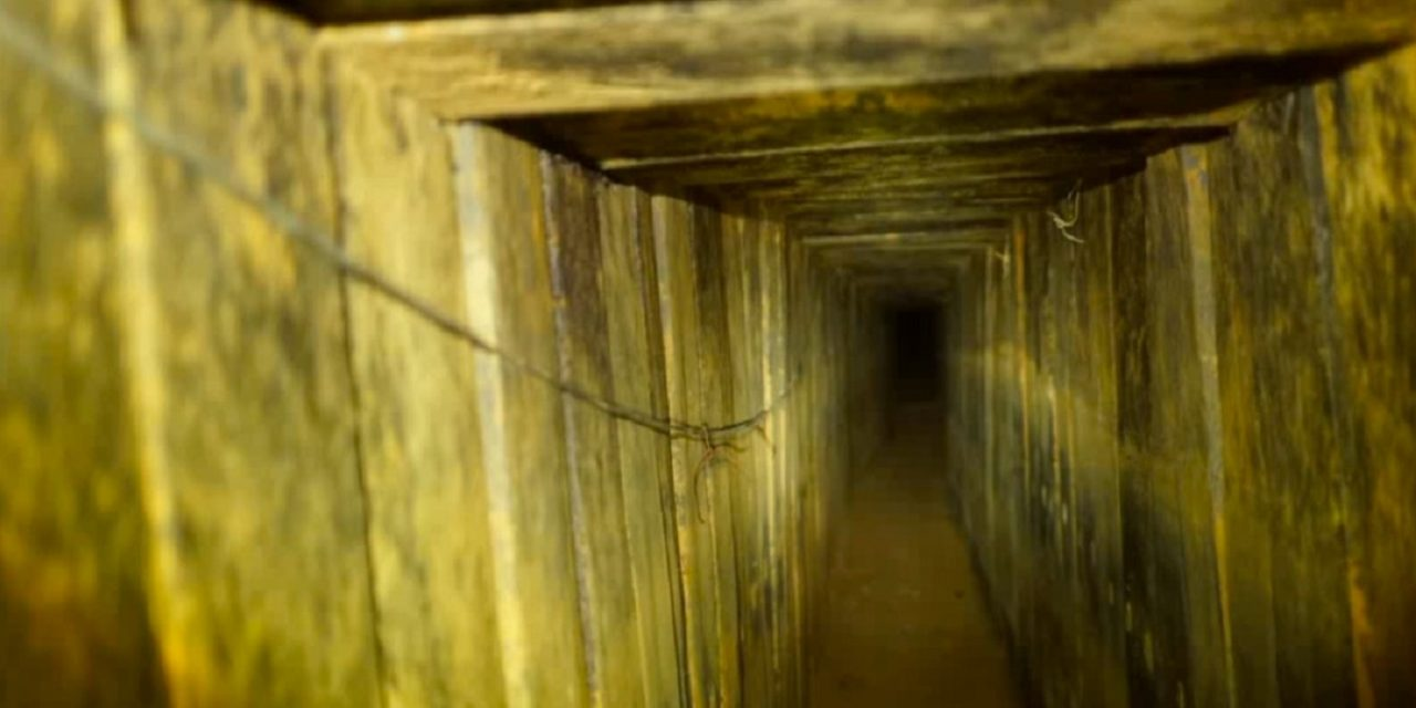 IDF blows up 15th Hamas terror tunnel this year; intended to use to attack Israeli community