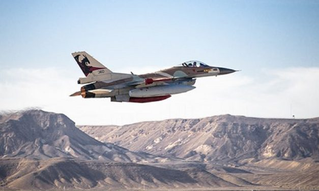 IDF strikes Hamas targets after another rocket attack from Gaza terrorists