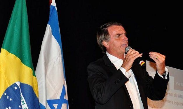 Brazil's president-elect CONFIRMS he will honour promise to move embassy to Jerusalem