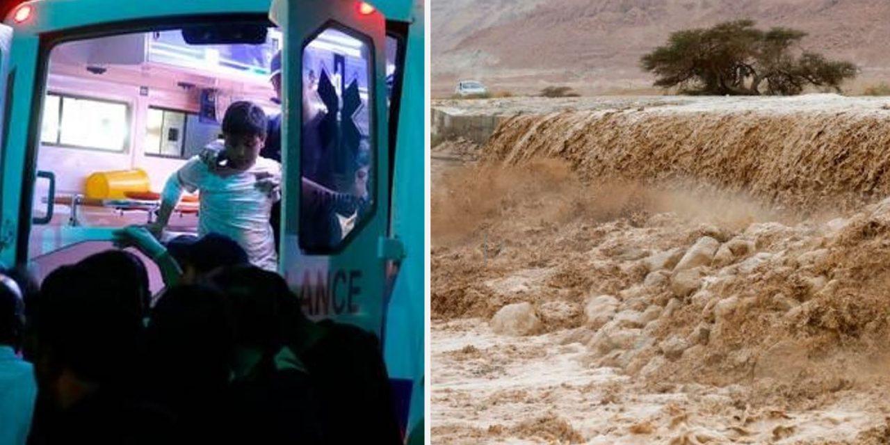 Israel assisting Jordan after flash floods kill 20, mostly children