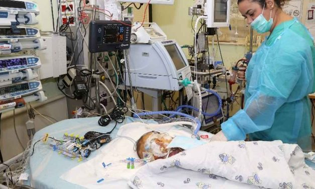 Sadly, the Palestinian baby, Musa, has died after receiving a Jewish heart