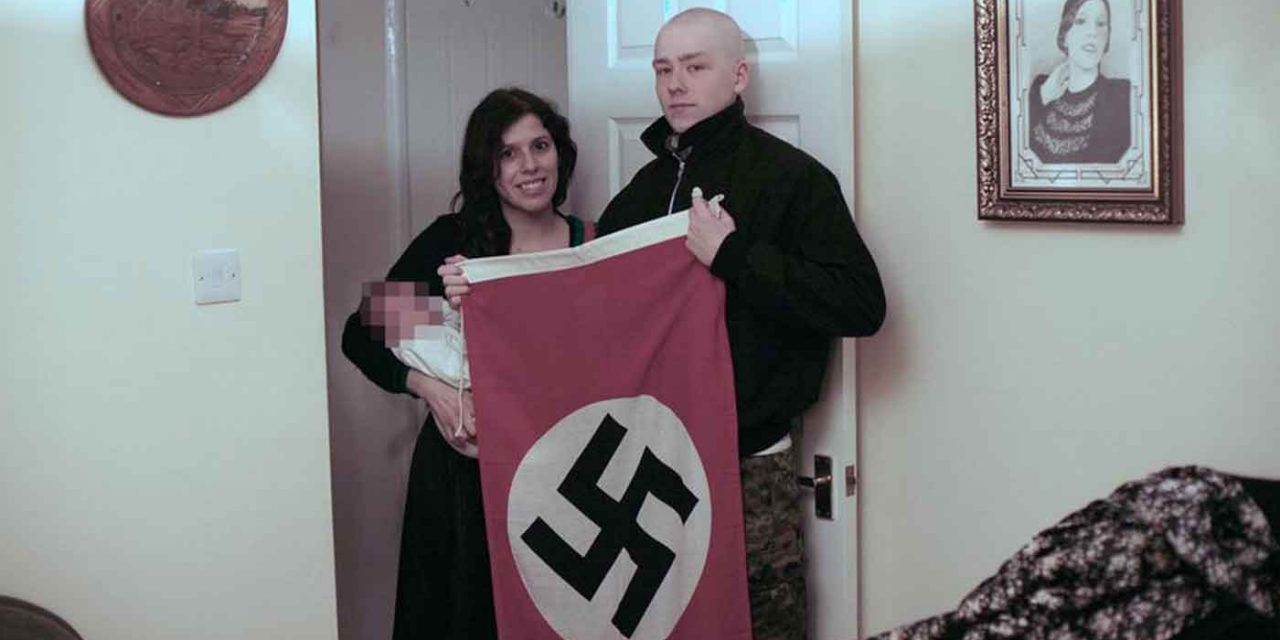 """Nazi supporting couple who called for """"All Jews to be put to death"""" put on trial in Birmingham"""