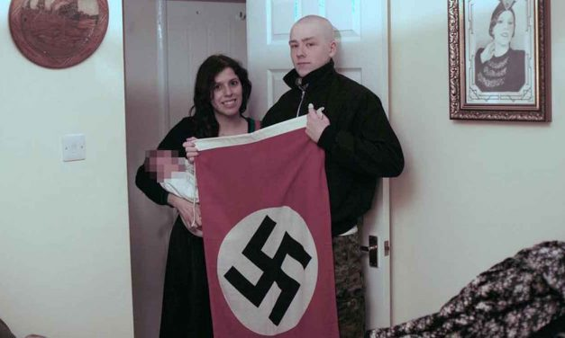 "Nazi supporting couple who called for ""All Jews to be put to death"" put on trial in Birmingham"