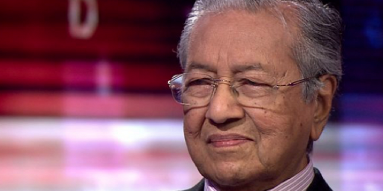 Malaysian PM spouts anti-Semitism on BBC's Hard Talk