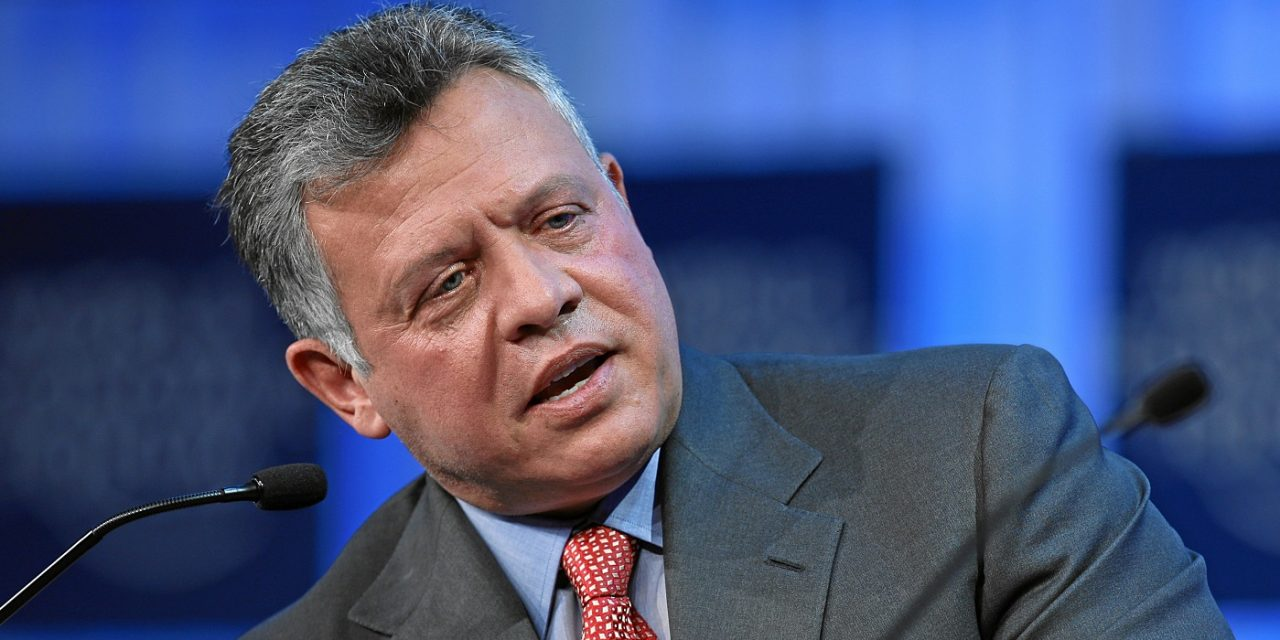 Jordan Shocks Israel In Reclaiming Land That Was Part Of 1994 Peace