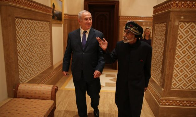 Oman says its time to accept Israel after Netanyahu makes unexpected visit