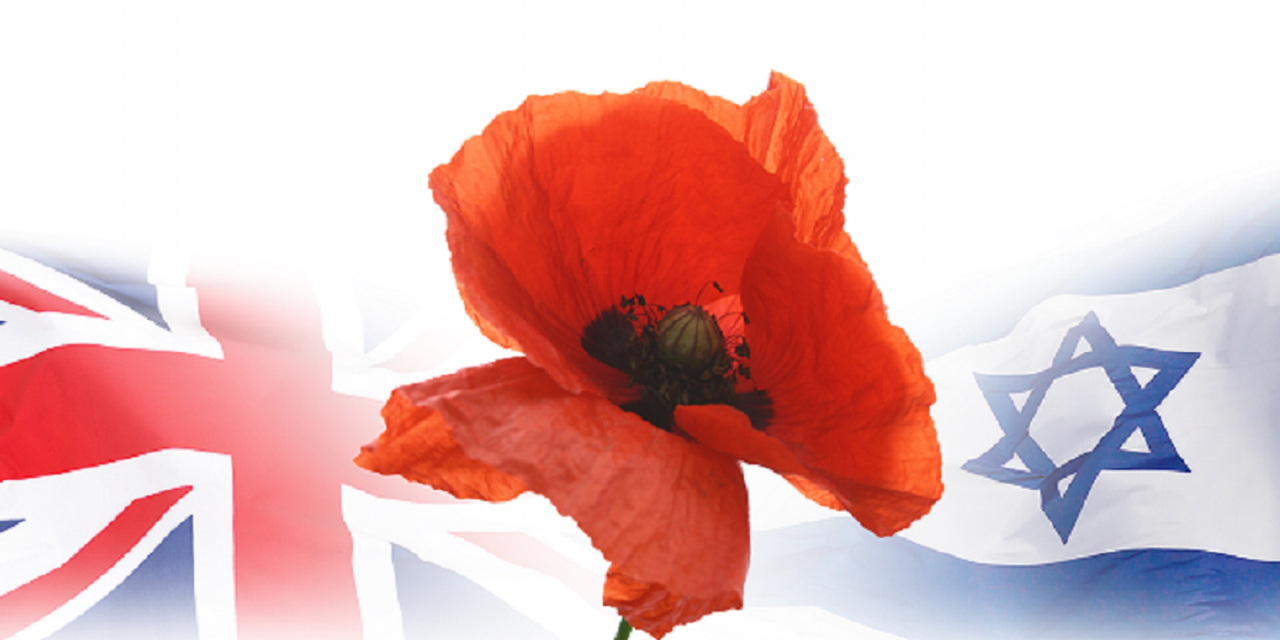 Why we are wearing the Poppy with pride