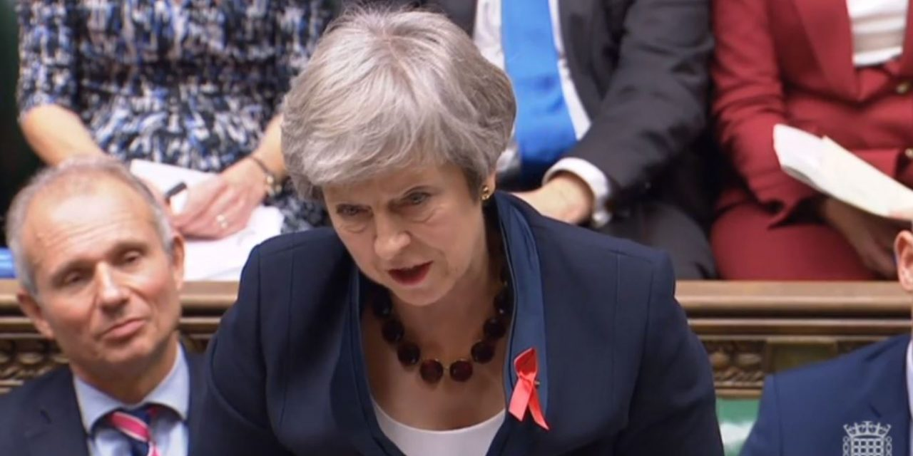 "Theresa May singles out Israel over ""treatment of Christians"" – IGNORES Palestinian territories"
