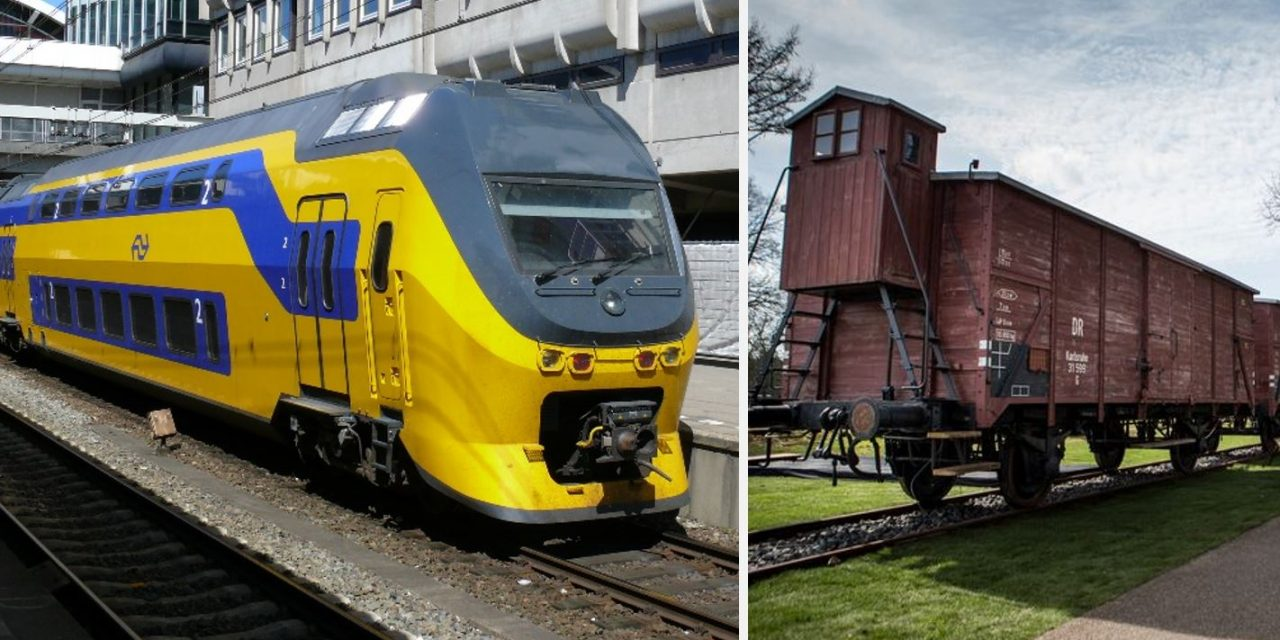 Dutch train company to pay compensation to families of Jews it transported during Holocaust
