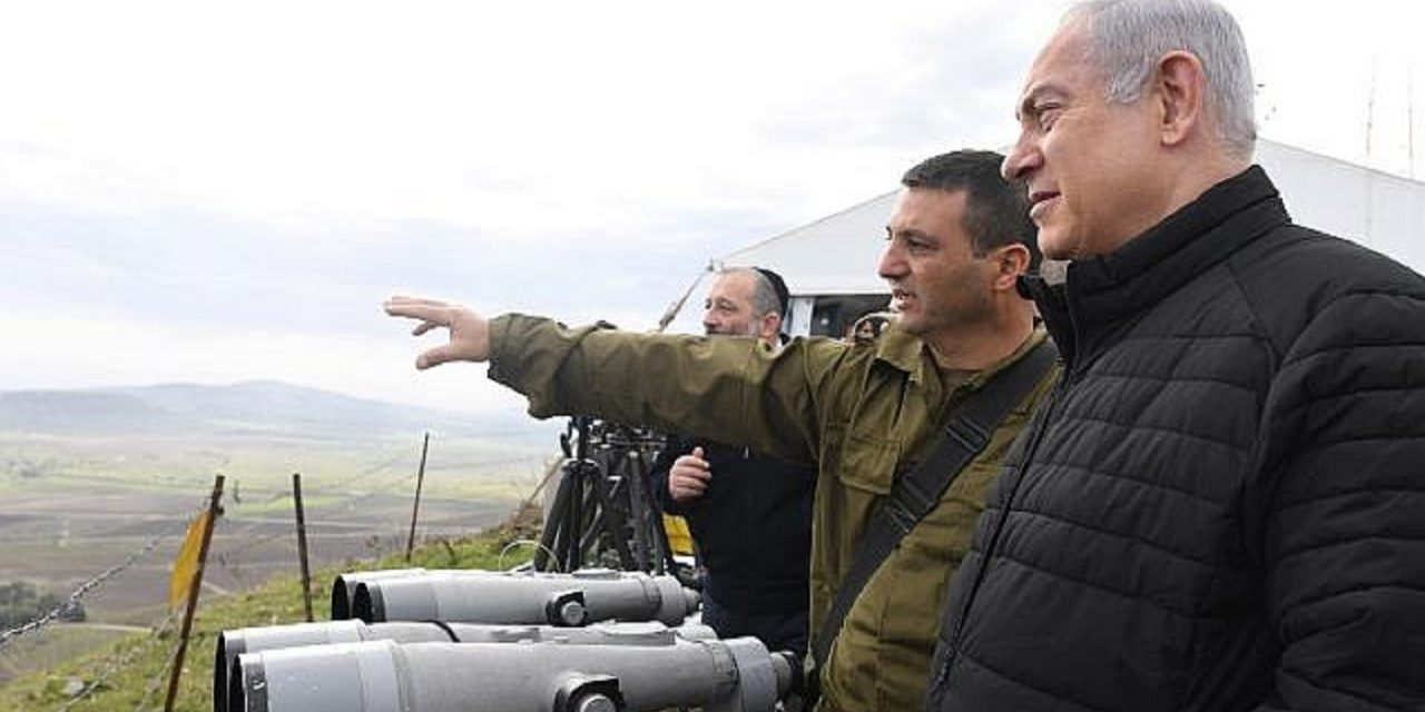"""Golan Heights will always remain in our hands"" – Netanyahu praises U.S. decision to vote against UN resolution"