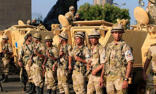"""Arab NATO"" of eight Sunni nations begin military drills in Egypt"