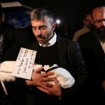 Baby boy of Israeli mother shot in terror attack laid to rest at Mount of Olives